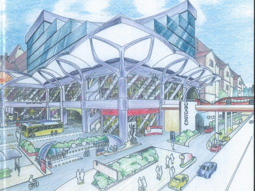CITY-HUB | Innovaciones en el diseño y la operación de intercambiadores de transporte urbano