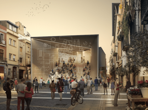Teixim Mataró | City center strategic plan