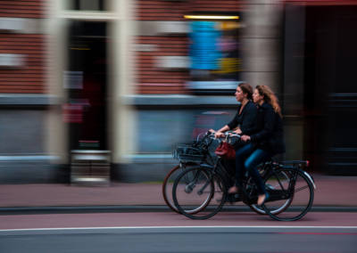 Fomento del uso de la bicicleta con perspectiva social