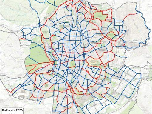PDMC2008+ | Revisión y Actualización del Plan Director de Movilidad Ciclista 2008 a 2016