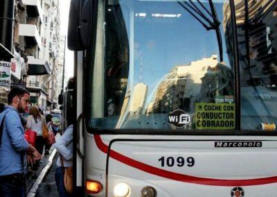 KPIs-UY | Indicadores de la calidad del transporte público