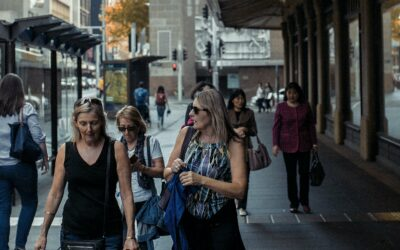 Diferencias de género en la planificación peatonal